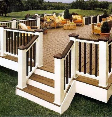 best 25 simple deck ideas ideas on backyard - Backyard Deck Plans