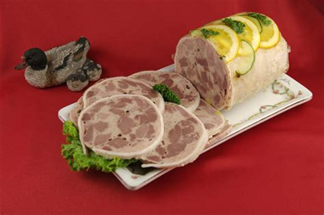 faisan cuisine galantineles délices du palais versailles