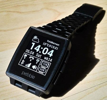 watchface canvas for pebble android my essentials