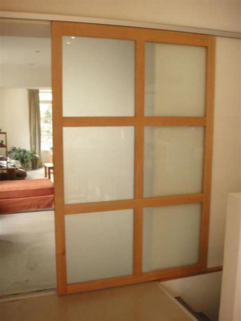 portes coulissantes cuisine porte coulissante vitree