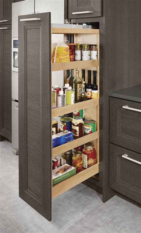 Kitchen Pantry Cabinet Review by Kraftmaid Pantry Pull Out