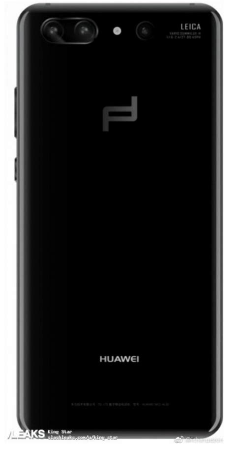 Huawei just introduced the porsche design mate rs, which is sort of a blend between its new p20 pro (triple rear cameras) and the galaxy note 9 (no notch; Έρχεται και το Huawei P20 Porsche Design στο Παρίσι;