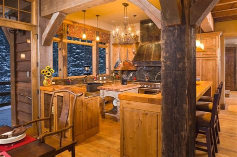 kz kitchen cabinets mountain view 38 best images about log homes on pine desk