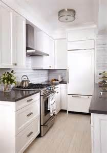 apartment galley kitchen ideas before and after a drab nyc apartment gets a mod makeover a mod york and cabinets