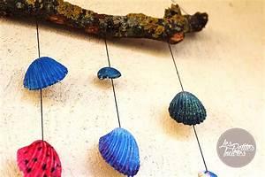 Carillon A Vent : r alisez un carillon vent avec des coquillages diy ~ Melissatoandfro.com Idées de Décoration