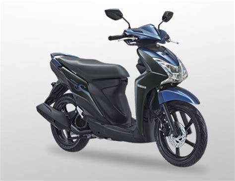 Mio Warna Biru by Yamaha Mio S 125 Blue Resmi Meluncur Harga 15 75