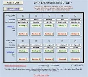 Freeware download data backup plan template for It backup plan template