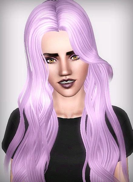 hair style the sims 3 skysims 162 hairstyle retextured by forever and 4617