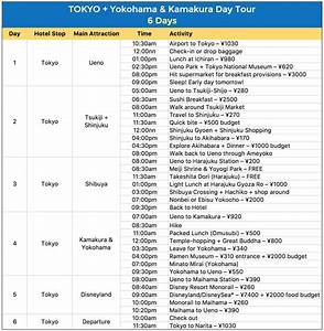 blank trip itinerary template - sample japan itineraries with estimated budget the