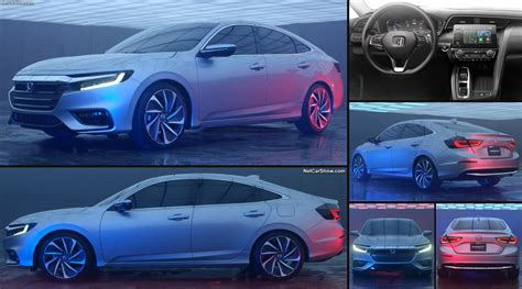 honda insight concept  pictures information specs