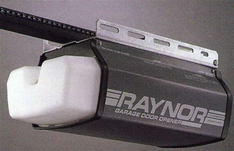 raynor garage door opener garage door zone the raynor r150 opener we bid