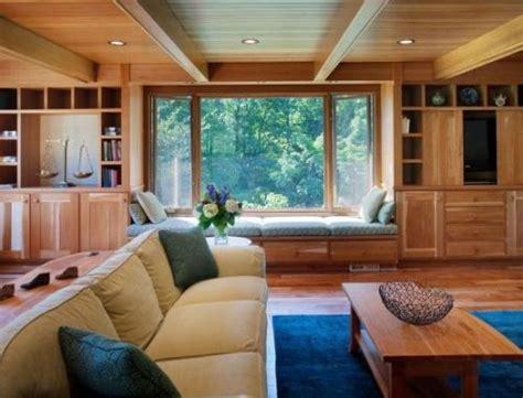 inspirasi penting desain plafon rumah  kayu