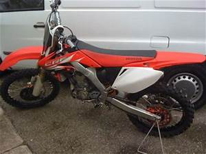 Honda Arles : 250 crf 2006 mxteam le paddock m canique pr paration pi ces accessoires pilotage ~ Gottalentnigeria.com Avis de Voitures