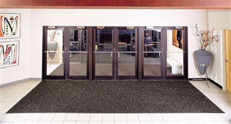 Super Brush Recessed Mats are Alternative Coco Mats by