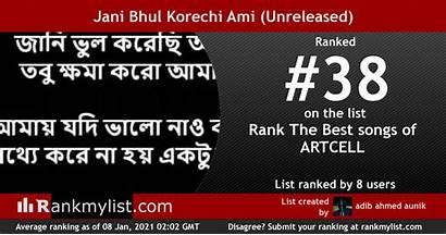 Jani Unreleased Bhul Ami