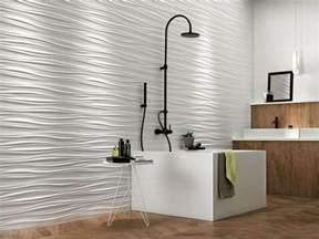 bathroom floor tile design kreative wandgestaltung mit 3d keramikfliesen