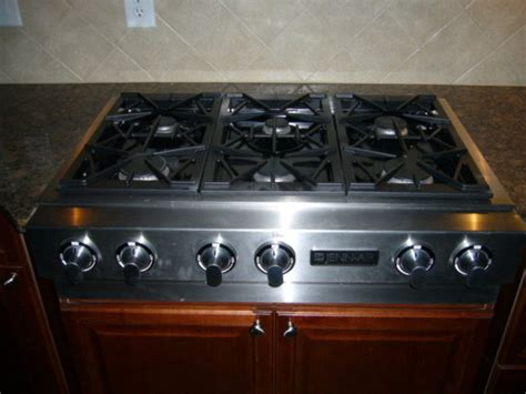 Countertop Gas Range  Kitchen  Pinterest  Countertop