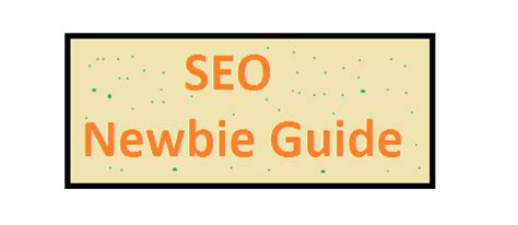 Seo Guidelines - learn seo with