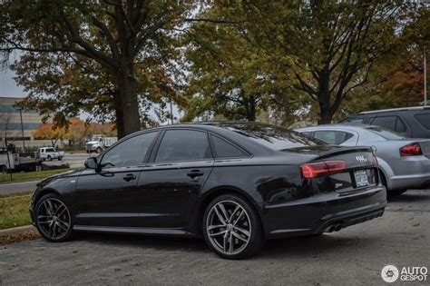 Audi S6 by Audi S6 Sedan C7 2015 30 September 2016 Autogespot
