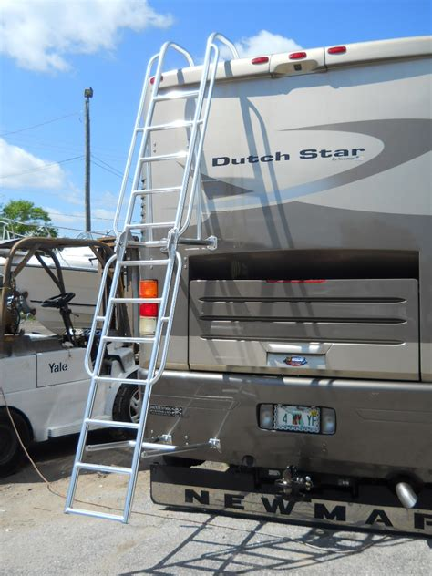 rv ladder ladders folding sport florida towers coral fishing