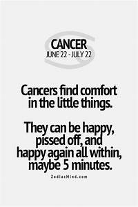 922 best Cancer... Cancer Star Sign Quotes