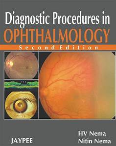 Diagnostic Procedure In Opthalmology 2nd Edition Pdf