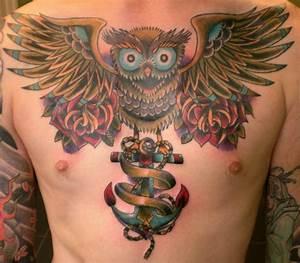 Tatouage Chouette Signification : signification tatouage ou le message que nous transmettons ~ Melissatoandfro.com Idées de Décoration