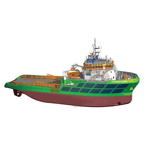Sleepboot Houten by Billing Boats Fairmount Alpine Sleepboot Houten