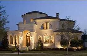 Luxury Mediterranean House Small Luxury Homes Starter House Plans
