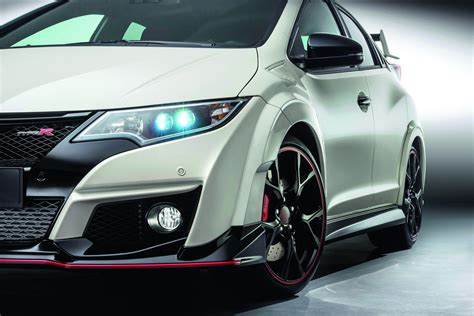Honda Civic Type R 2016  Teknikens Värld