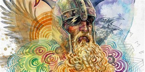 Neil Gaiman's Norse Mythology Gives Asgard a BLOODY Origin ...
