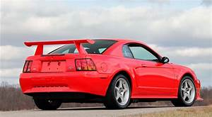 2000 Ford Mustang SVT Cobra R Heading To Auction Has 480 Miles