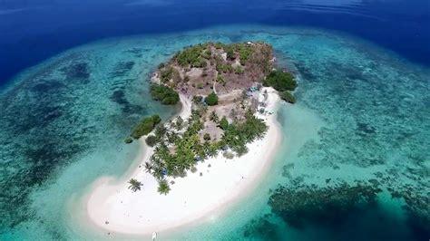 pass island   drone coron palawan  philippines