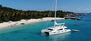 Virgin Islands Charter Catamaran Zingara CKIM Group