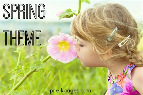 spring lessons for preschoolers theme activities in preschool 553