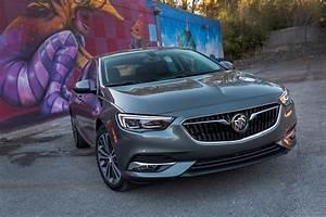 2018 Buick Regal Reviews And Rating