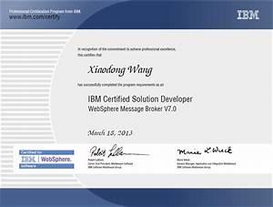 Ibm Certificates