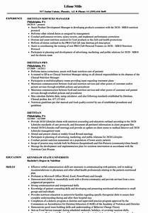 dietitian job description resume template sample With dietitian resume