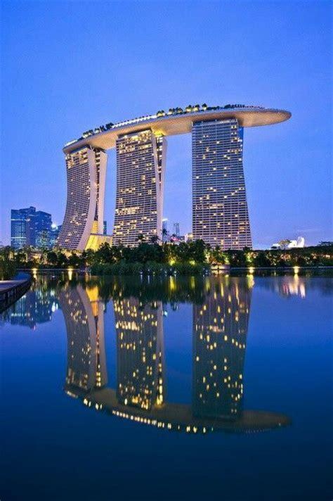 Marina Bay Sands Singapore Dream Travel