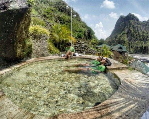 natural hot springs    visit  manila hot