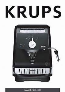 Détartrage Machine à Café : notice machine caf krups xp 4000 et pi ces d tach es ~ Premium-room.com Idées de Décoration