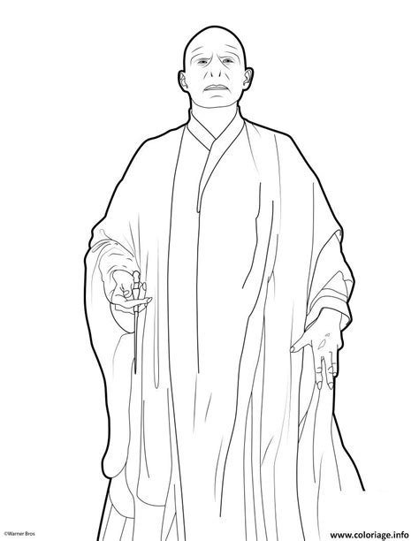 disegni da colorare riverdale coloriage harry potter 7 voldemort jecolorie
