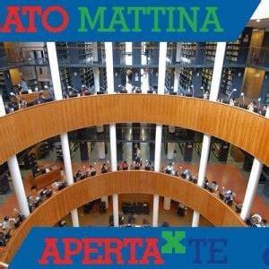 Aperta Il Sabato Mattina by Firenze La Biblioteca Dell Universit 224 A Novoli Aperta