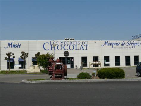 le musee du chocolat strasbourg
