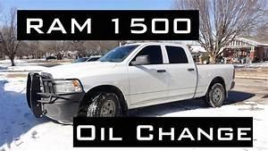 Ram 1500 Oil Change