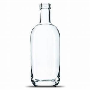 Bouteille En Verre Vide : bouteille moonea 70cl ~ Teatrodelosmanantiales.com Idées de Décoration