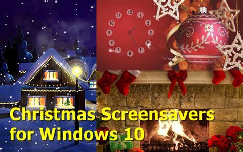 170 Christmas Screensavers For Windows 10 Desktop