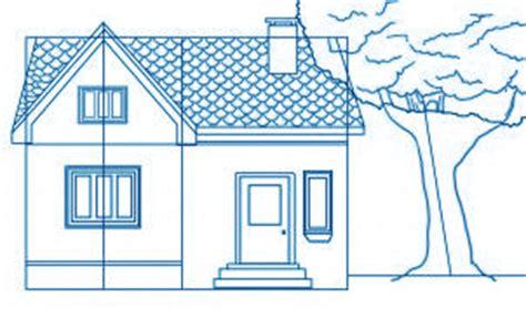 comment dessiner une maison comment dessiner une cheminee
