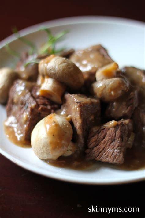 beef bourguignon in crock pot cooker boeuf bourguignon recipe protein classic and