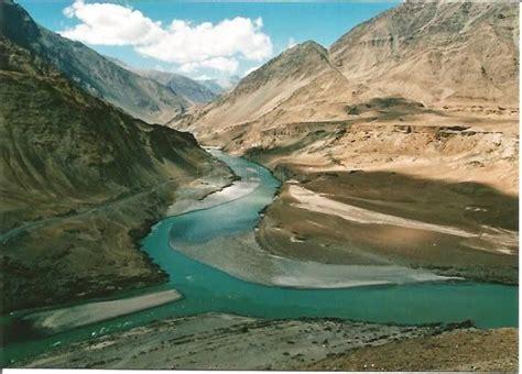 3.1. El Nilo, Tigris, Eufrates, Ganges, Indo, Amarillo ...